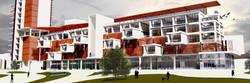 Park-facing Apartments