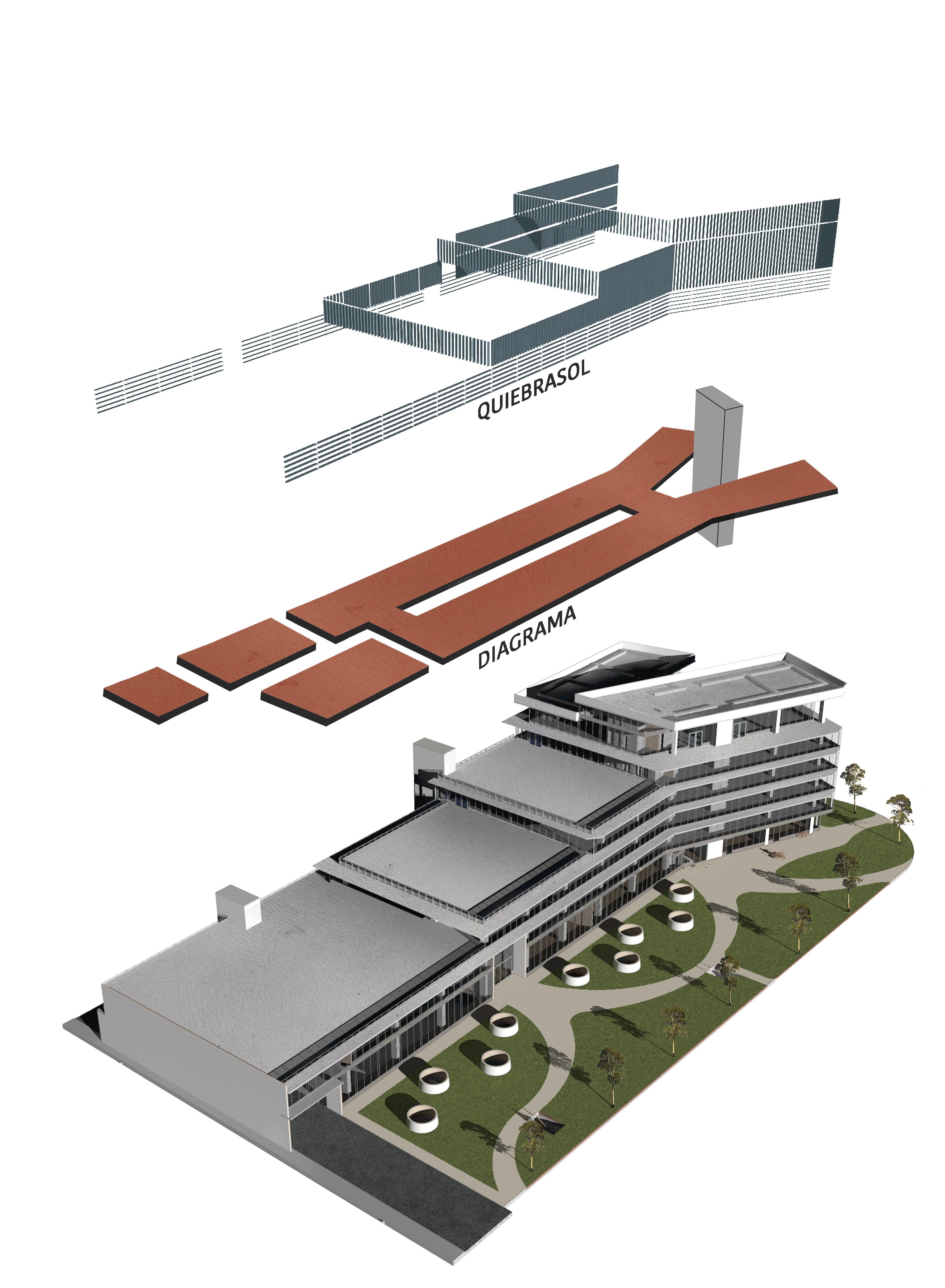 3D Diagram
