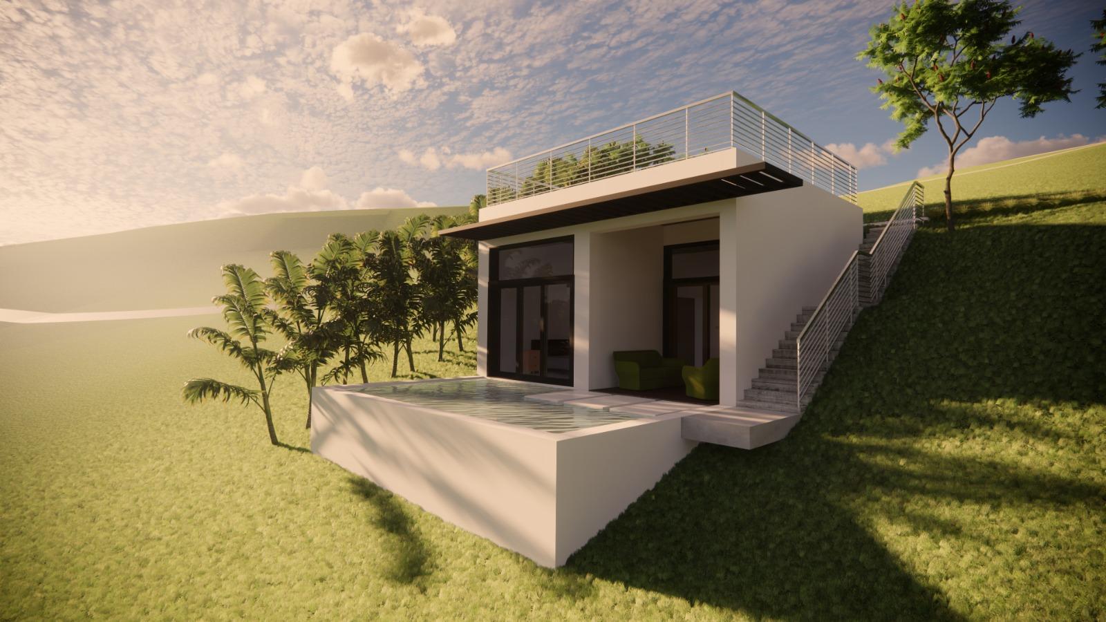 Rental Villa Exterior