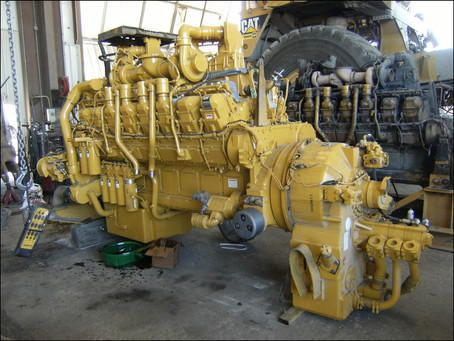 CAT 3516 Engine PFU