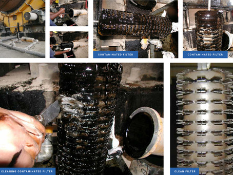 Magnom Magnetic Filtration, increases productivity and extends transmission life for cement kiln dri
