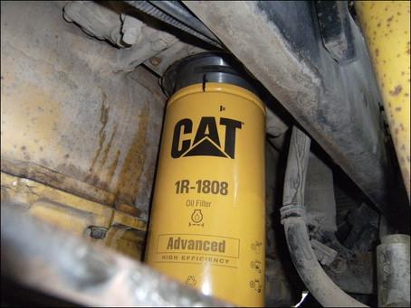CAT C-13 Engine PFU