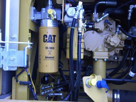CAT 336E Engine PFU