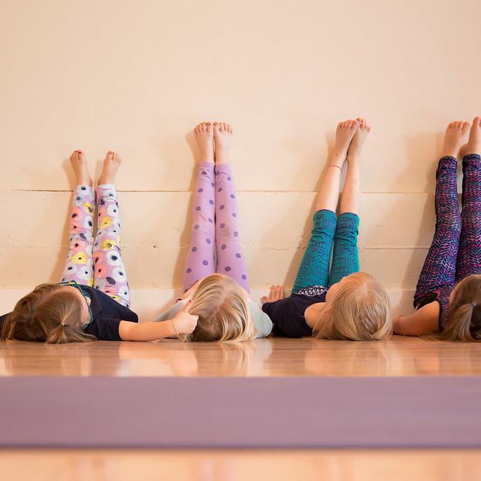 Kid's Yoga & Mindfulness Summer Camp (5-10yo)