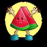Watermelon Kawaii