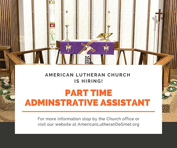 Orange Desk Job Post Vacancy Announcemen
