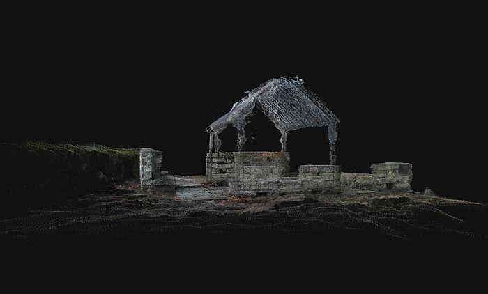 建築アーカイブの最先端を体験しよう-PHOTOGRAMMETRY WORKSHOP