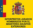 Traductor Jurado Francés Alicante, Intérprete Jurado - Ministerio de Asuntos Exteriores