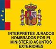 Traductores - Intérpretes Jurados nombrados por el Ministerio de Asuntos Exteriores
