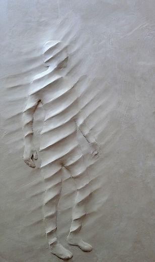 wind, raw clay