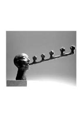 extension of ego bronzesculpture MajaThommen