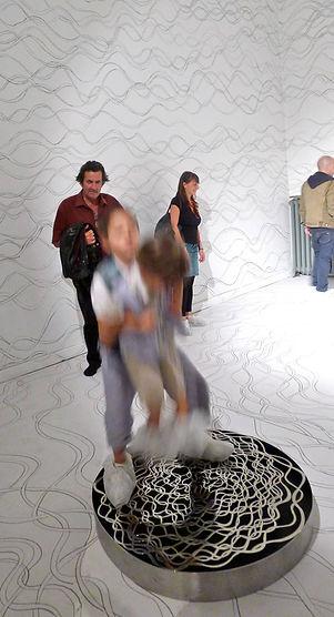 kids on sculpture.jpg