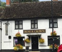 Rose & Crown, Malmesbury