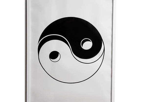 Yin & Yang Illustration