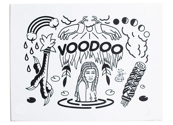 Voodoo Flash Sheet