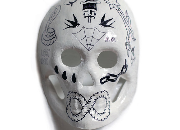 VooDoo Mask of Protection