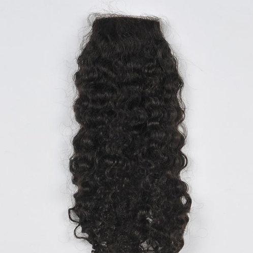 Tight Curl Lace Closure