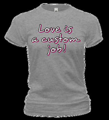 Love Is... Crew Tee