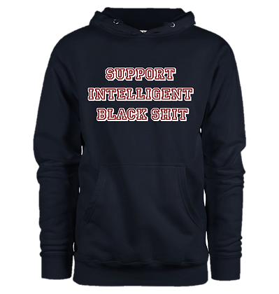 Support I-B-S Hoodie
