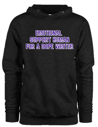 Emotional Support Human Hoodie