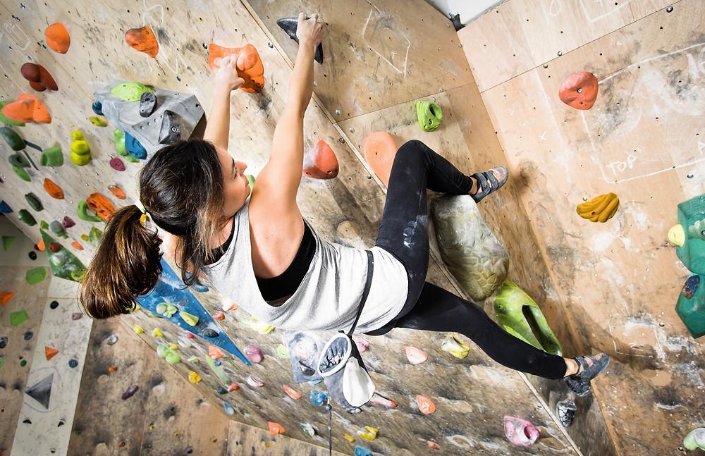 Prescott Rock Climbing Wall