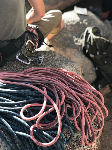 Prescott Cragging Basics