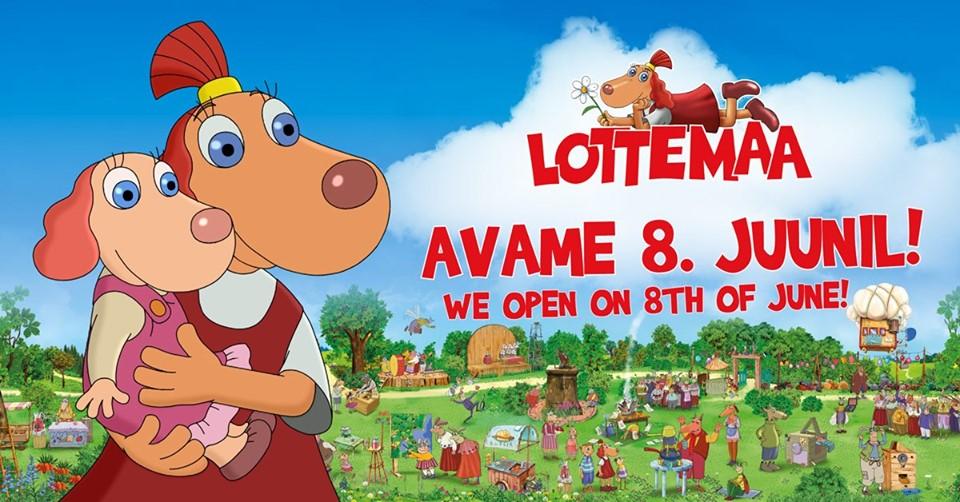 960d4c7f1ed Kuhu minna - Lottemaa 2019 suvehooaja avamine!