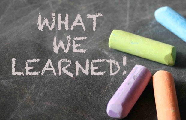 what we learned weeks 8 10 sfmsports net