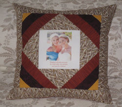 Mother of the Bride pillow