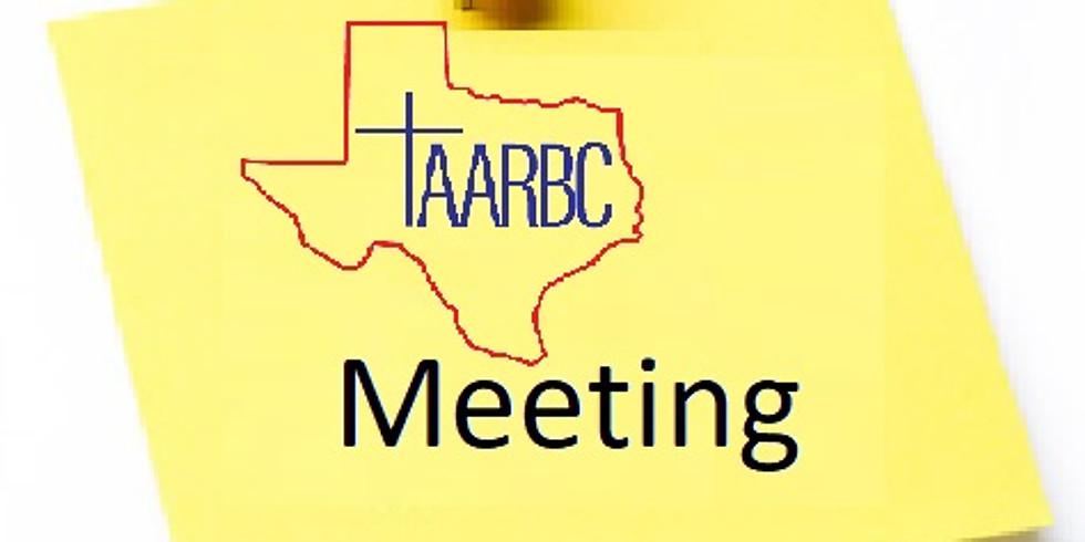 TAARBC Meeting (1)