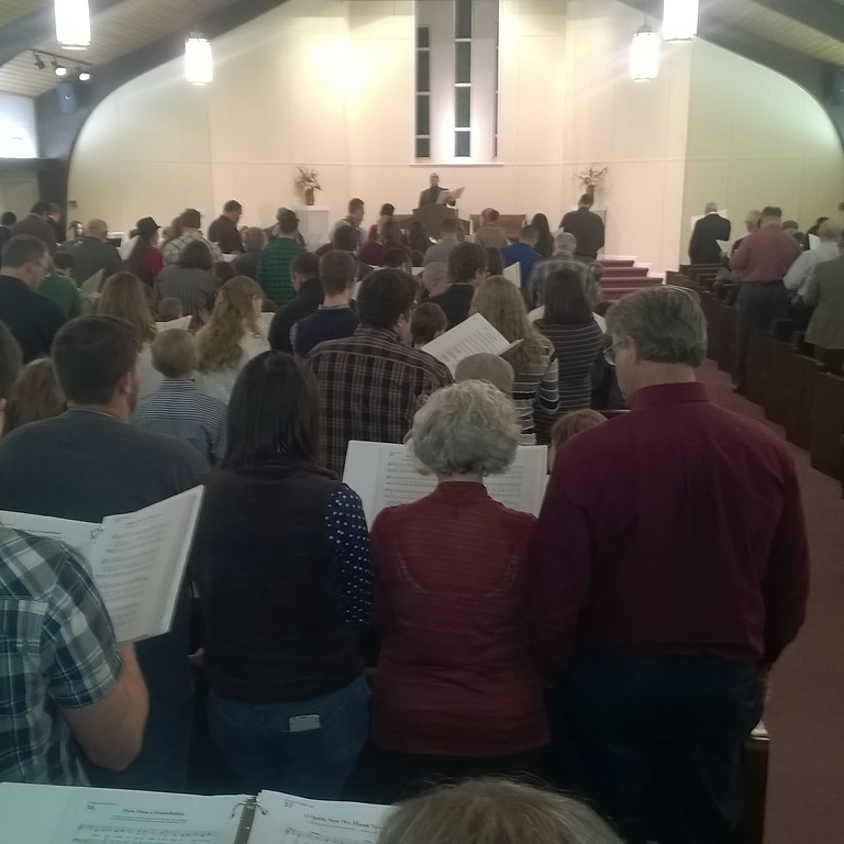 Annual Associational Worship Service