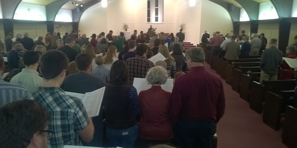 Annual Associational Worship Service