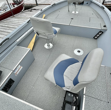 Upgraded 18' boats: see below for extras
