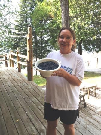 mewithblueberries