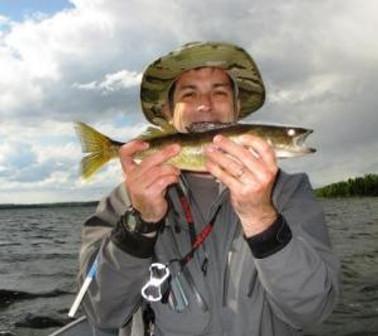 Kevin walleye