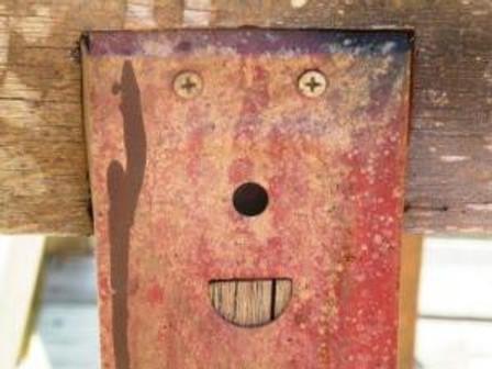 happy sawhorse