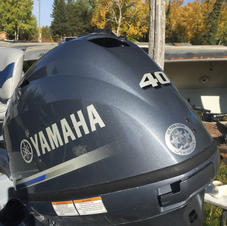 Yamaha Motors 25HP and 40HP