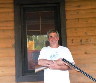 """Meet Ben """"Dead Eye"""" Taylor, a retired mule skinner from Pleasant Valley, Iowa."""