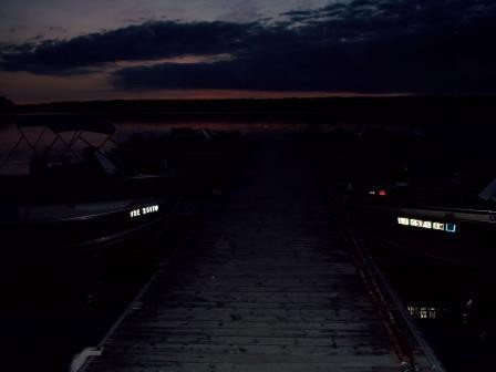 sunsetglowingnumbers