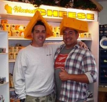 cheese heads