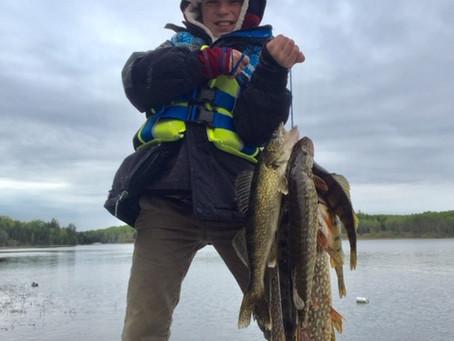 June Fishing