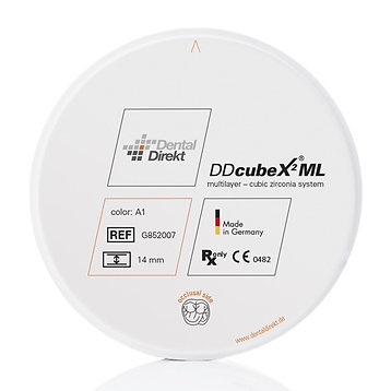 DD cubeX² ML Blank Multilayer UHT