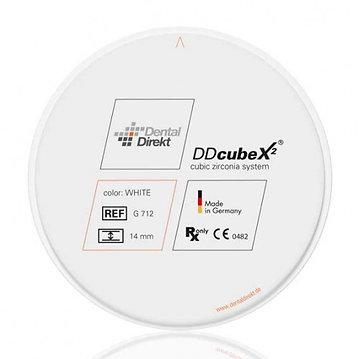 DD cubeX² 98 Blank weiß UHT