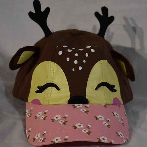 Baby Deer Toddler Cap