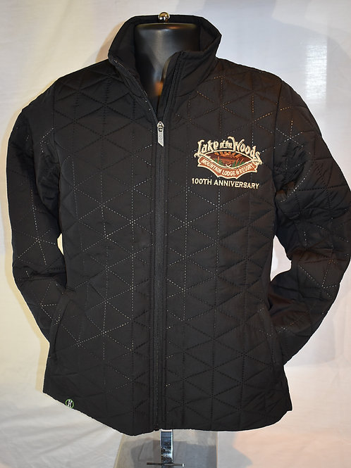 Woman's Repreve Eco Jacket 100th Anniversary