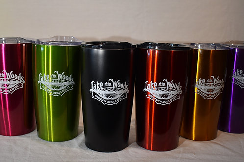 LOW 20 oz. Metal Tumblers with Lid