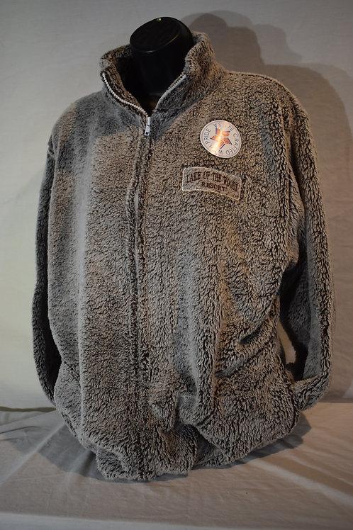Adults Fuzzy Jacket
