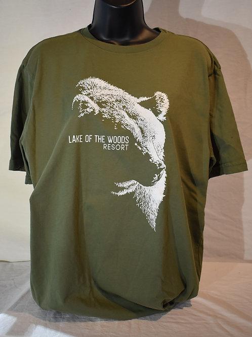 Bear Spirit Tee Shirt