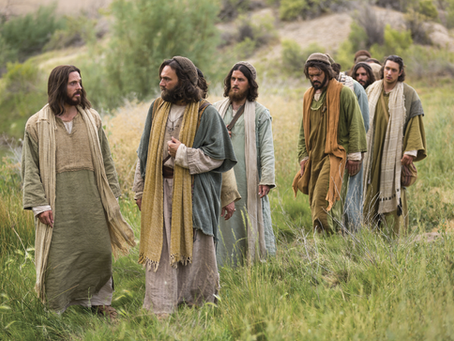 Twenty-Fourth Sunday in Ordinary Time - Year B