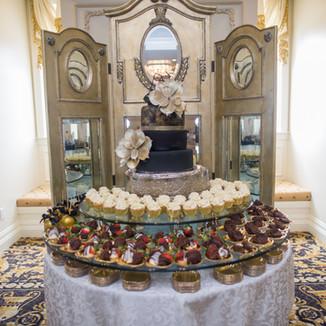 Decadence Dessert Table